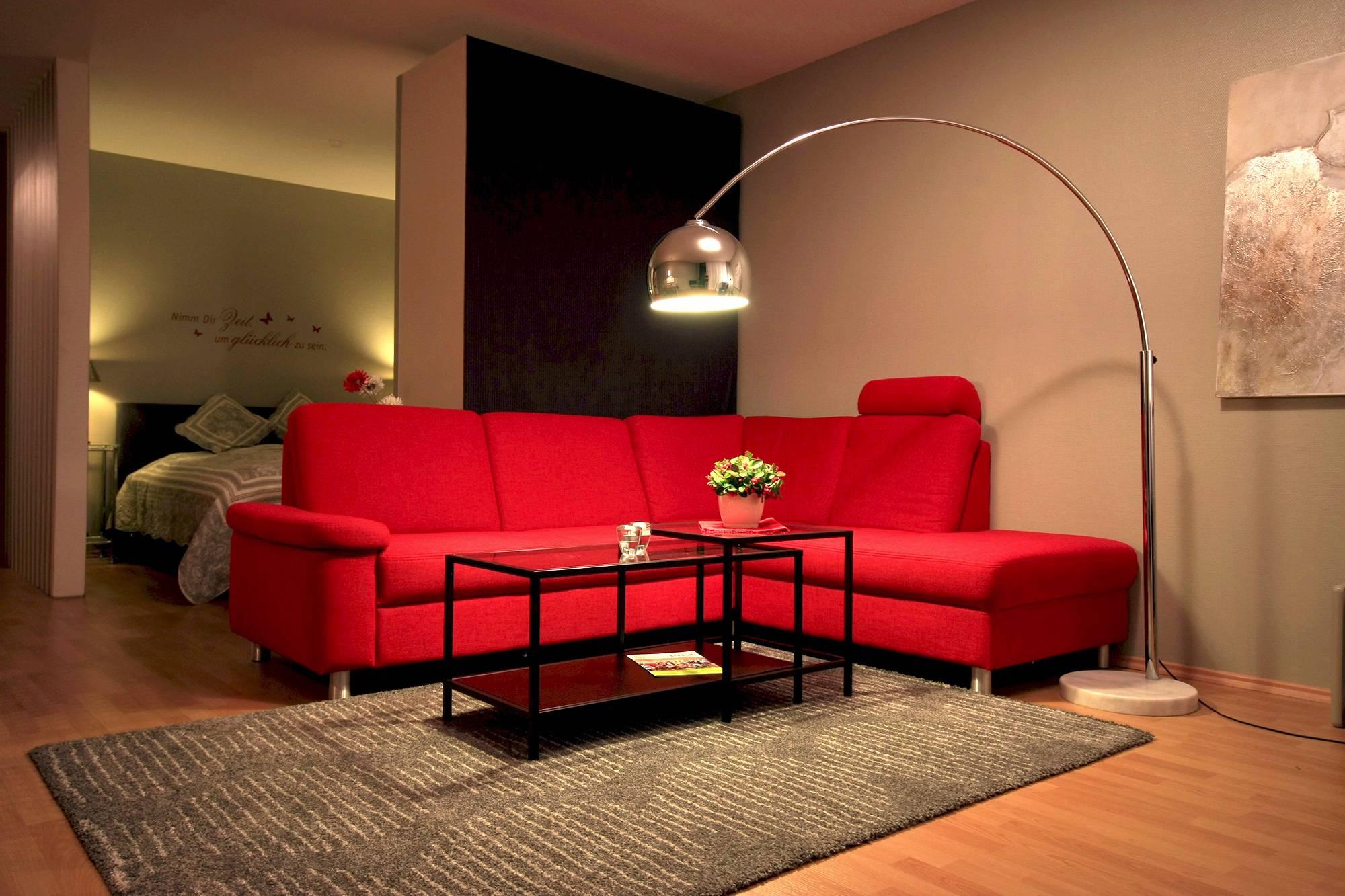 ferienwohnung travem nde kaiserallee in strandn he. Black Bedroom Furniture Sets. Home Design Ideas